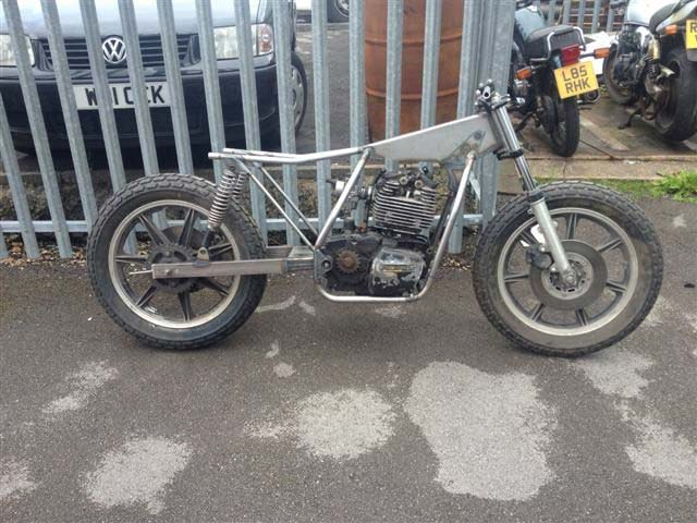 Image of Flat Track Bike   001