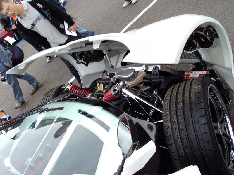 Image of Olivers Car   010