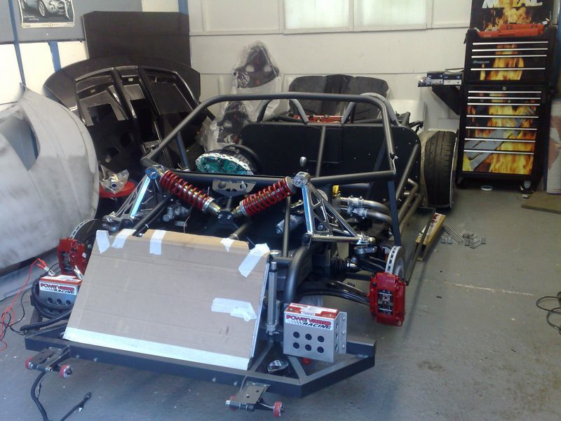 Kit-Car Building: Full or partial building of kit cars, finishing and wiring, construction and modification.
